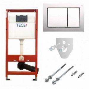 Система инсталляции для унитаза TECE base kit (4 в 1) 9.400.006