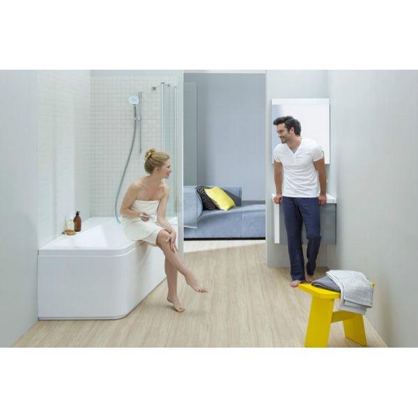 Акриловая ванна Ravak 10° 160x95 (сифон автомат)