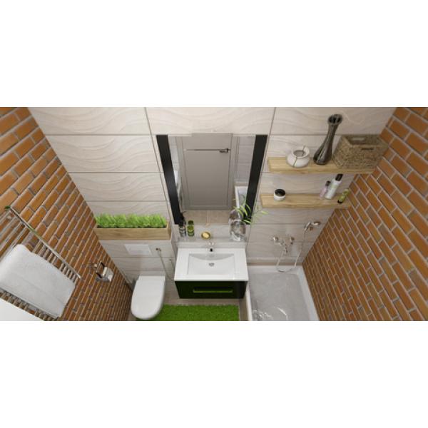 Акриловая ванна Triton Дженна 170x70 (сифон)
