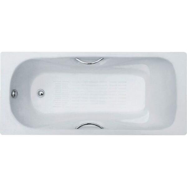Чугунная ванна Goldman Donni 140x75 (сифон)