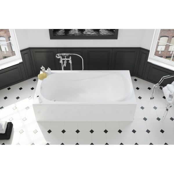 Акриловая ванна Kolo Saga 150x75 (сифон)
