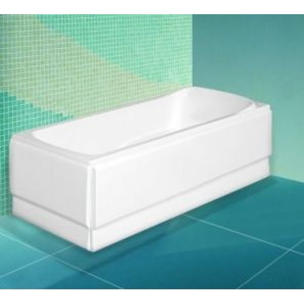 Акриловая ванна ARTEL PLAST Оливия 170x70 (сифон)