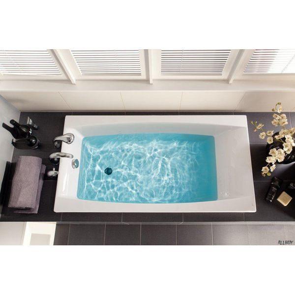 Акриловая ванна Cersanit VIRGO 150x75 (сифон)