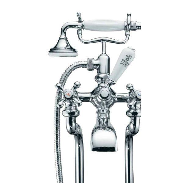Смеситель для ванны Armatura Retro 374-144-00