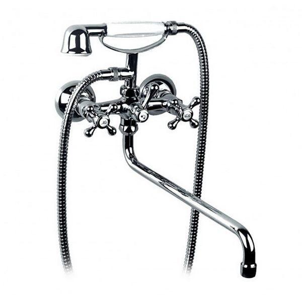 Смеситель для ванны и умывальника Armatura Retro 374-148-00