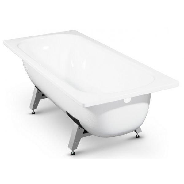 Стальная ванна VIZ Donna Vanna 160x70 (сифон)