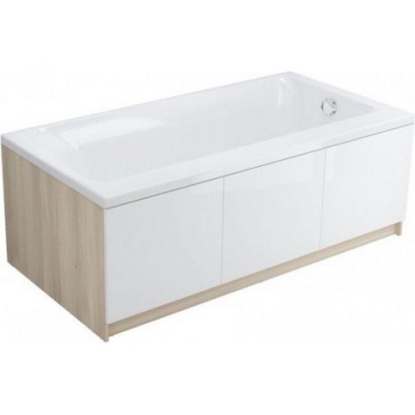 Акриловая ванна Cersanit SMART 170x80 (сифон)