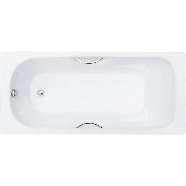 Чугунная ванна Goldman Donni 170x75 (сифон)