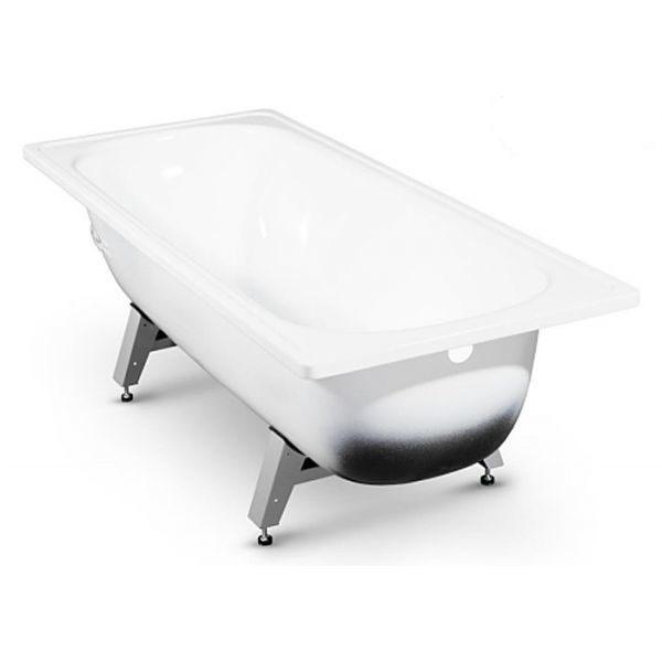 Стальная ванна VIZ Antika 120x70 (сифон)