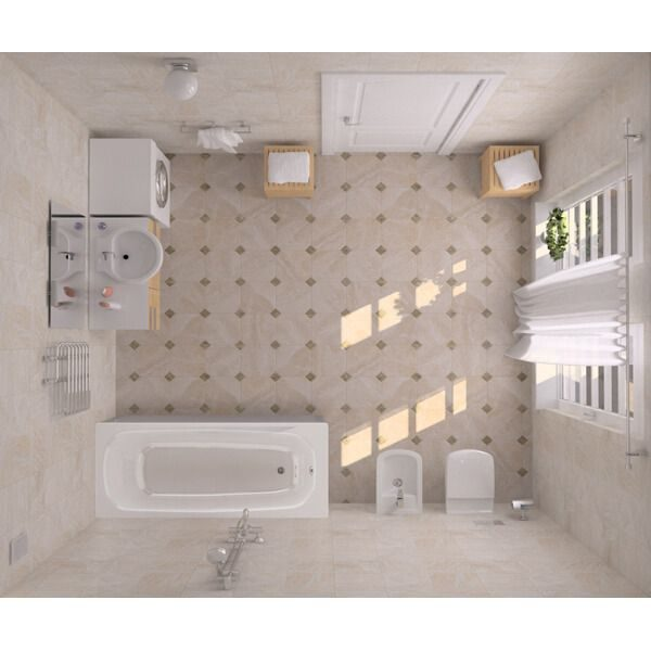 Чугунная ванна BLB Africa 170x70 (сифон)