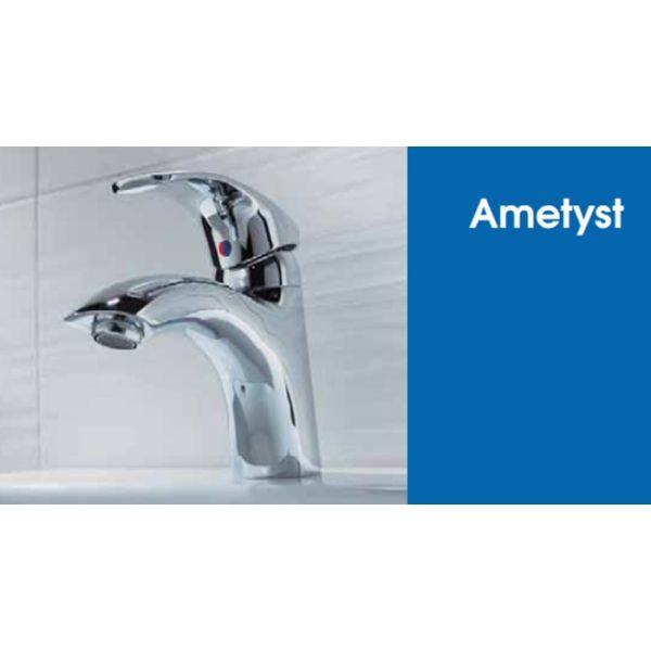 Смеситель для ванны Armatura Ametyst 404-010-00