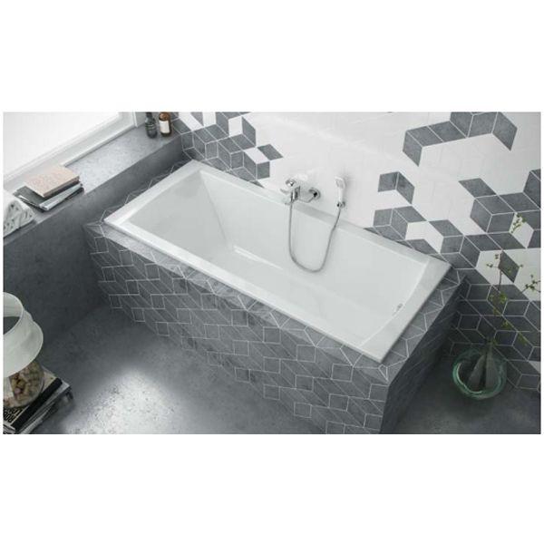 Акриловая ванна Excellent Aquaria 140x70 (сифон автомат)