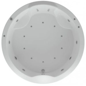 Гидромассажная ванна Aquatek Аура 180 (сифон)