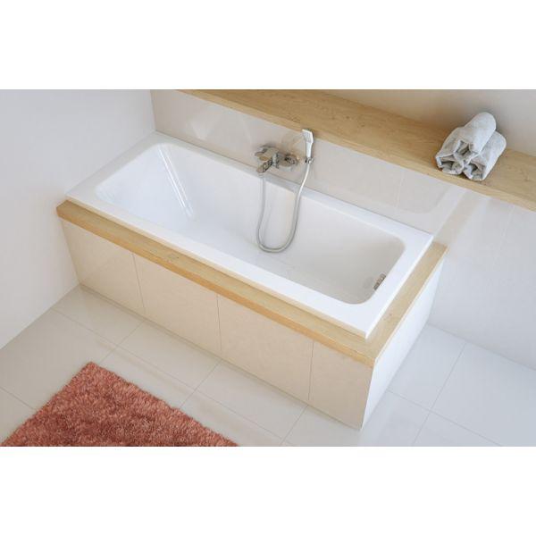 Акриловая ванна Excellent Ava 160x70 (сифон автомат)