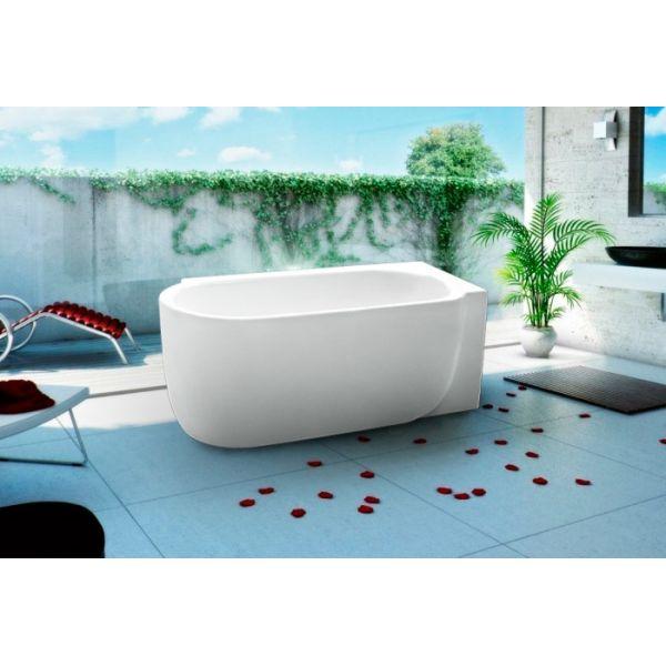 Отдельностоящая ванна BelBagno BB11-1800 (сифон автомат)