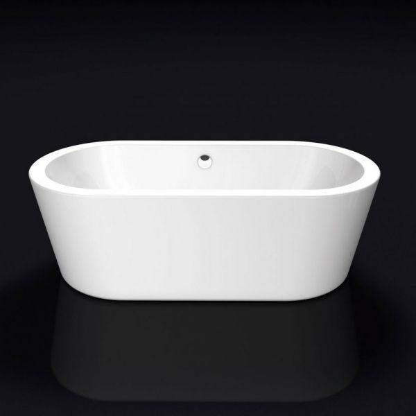 Отдельностоящая ванна BelBagno BB12-1785 (сифон автомат)
