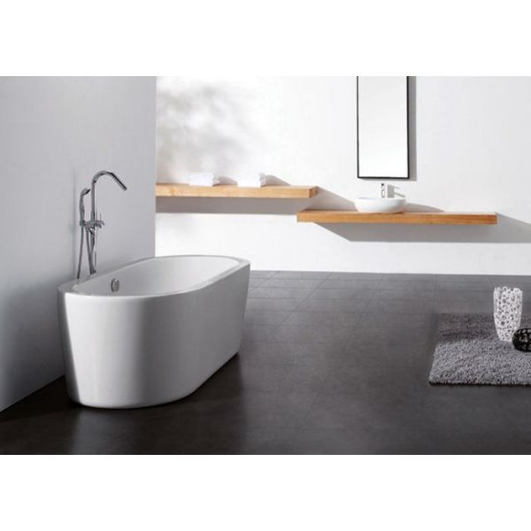 Отдельностоящая ванна BelBagno BB12-1775 (сифон автомат)