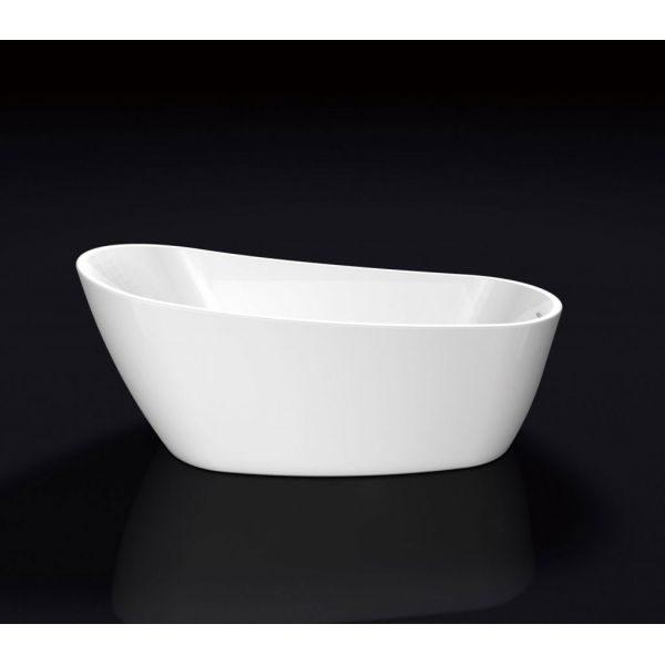 Отдельностоящая ванна BelBagno BB15 (сифон автомат)