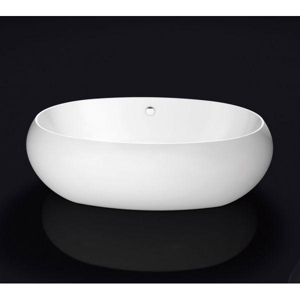 Отдельностоящая ванна BelBagno BB18 (сифон автомат)