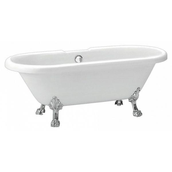 Отдельностоящая ванна BelBagno BB21 (сифон автомат)