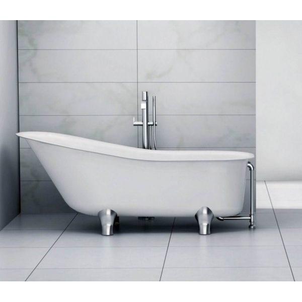 Отдельностоящая ванна BelBagno BB23 (сифон автомат)
