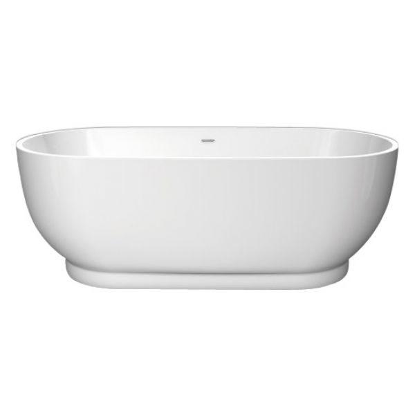 Отдельностоящая ванна BelBagno BB26 (сифон автомат)