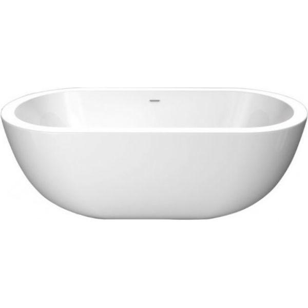 Отдельностоящая ванна BelBagno BB27 (сифон автомат)
