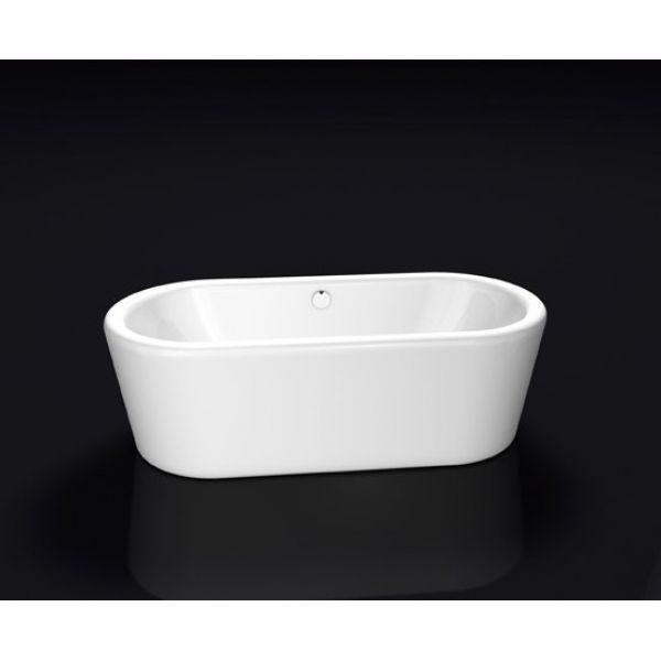 Отдельностоящая ванна BelBagno BB29 (сифон автомат)