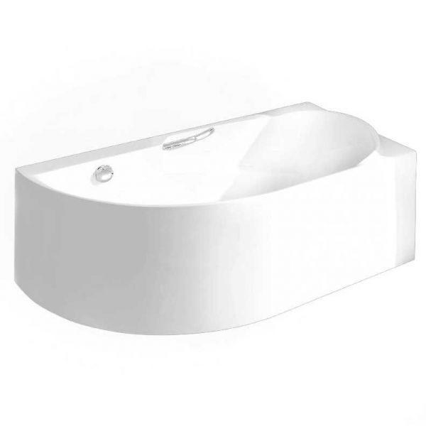 Отдельностоящая ванна BelBagno BB44-1500-R (сифон автомат)