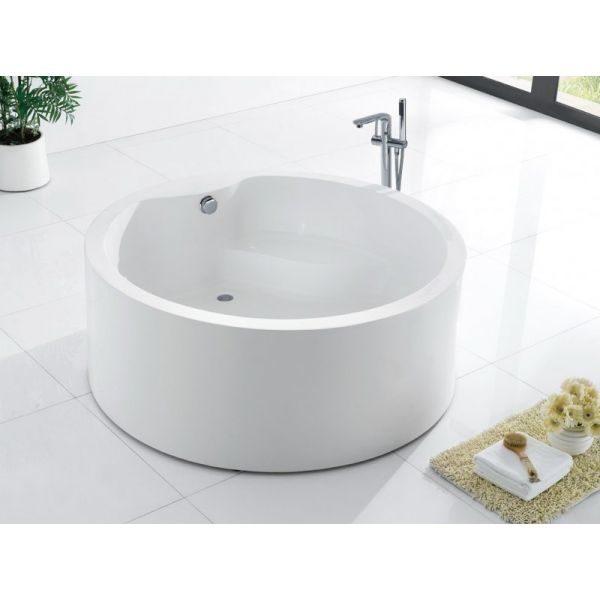 Отдельностоящая ванна BelBagno BB45-1500 (сифон автомат)