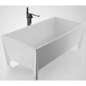 Отдельностоящая ванна BelBagno BB53-1700 (сифон автомат)