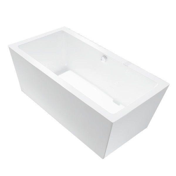 Отдельностоящая ванна BelBagno BB55-1700 (сифон автомат)