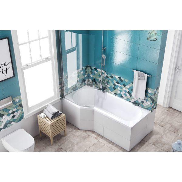 Акриловая ванна Excellent Be Spot 160x80 (сифон автомат)