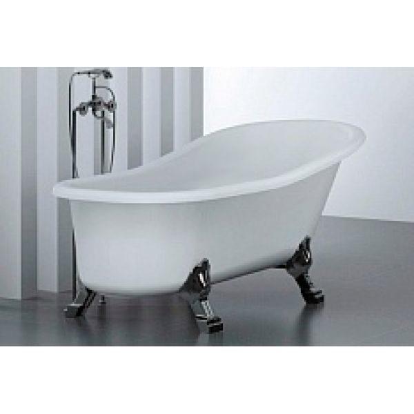 Отдельностоящая ванна BelBagno BB06-1700 (сифон автомат)