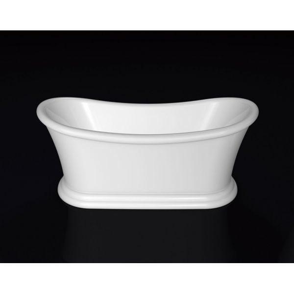 Отдельностоящая ванна BelBagno BB09 (сифон автомат)