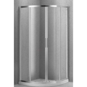 Душевой уголок Belbagno SELA R-2 90х90