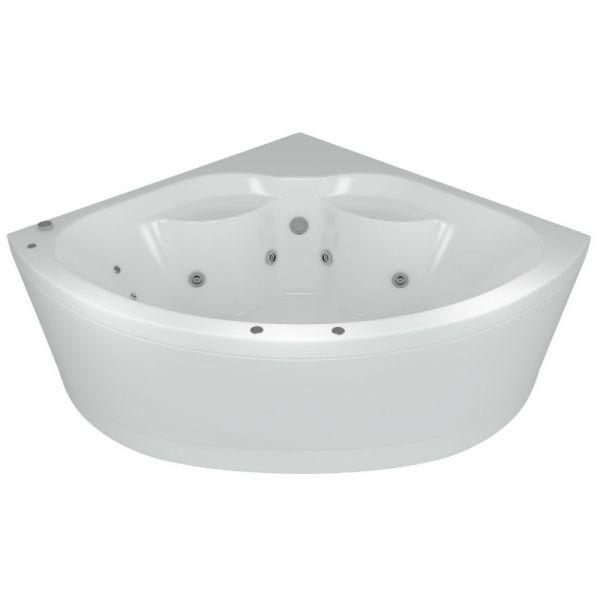 Акриловая ванна Aquatek Борей 3 150х150 (сифон)