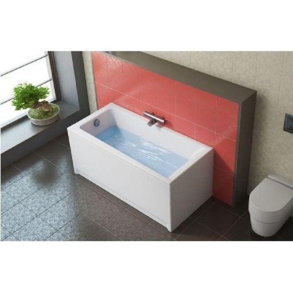 Акриловая ванна Cersanit LORENA 140x70 (сифон)