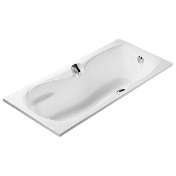 Акриловая ванна Excellent Canyon II 180x80 (сифон автомат)