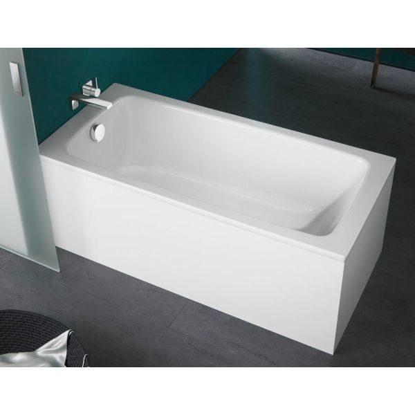 Стальная ванна Kaldewei Cayono 751 Easy-clean 180x80 (сифон автомат)