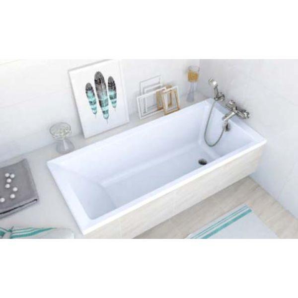 Акриловая ванна Cersanit Balinea 140x70 (сифон)