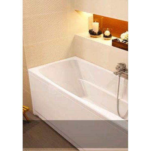 Акриловая ванна Cersanit Lana 170х70 (сифон)