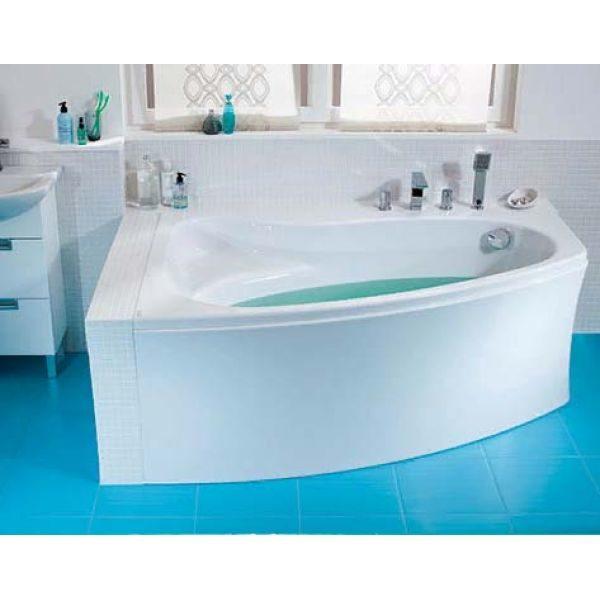 Акриловая ванна Cersanit Sicilia New 170х100 (сифон автомат)