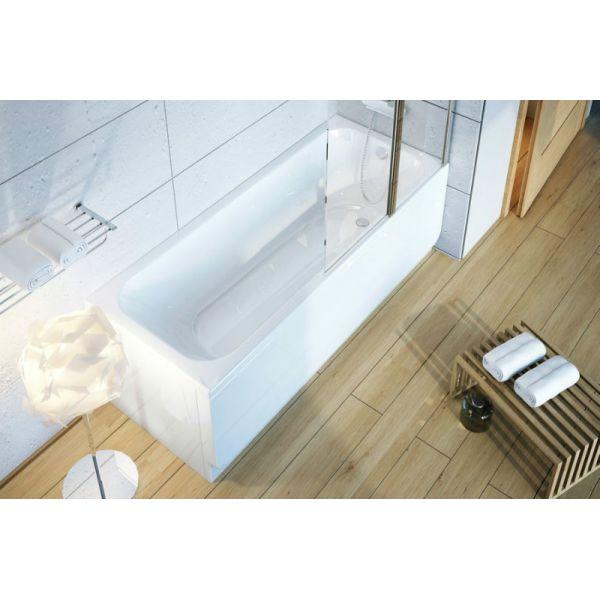 Акриловая ванна Ravak Chrome 150x70 (сифон автомат)