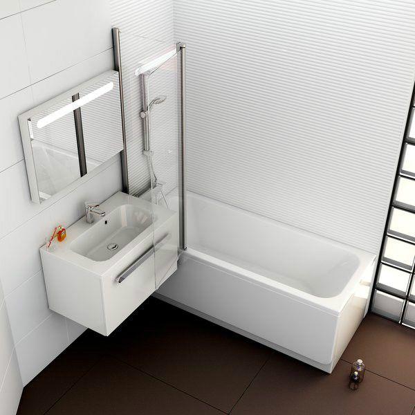 Акриловая ванна Ravak Chrome 160x70 (сифон автомат)