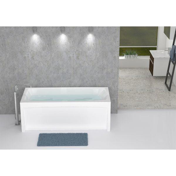 Акриловая ванна Domani-Spa Clarity 170x75 (сифон)
