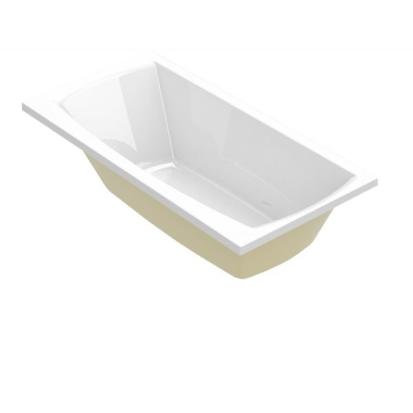 Акриловая ванна Domani-Spa Clarity 150x75 (сифон)