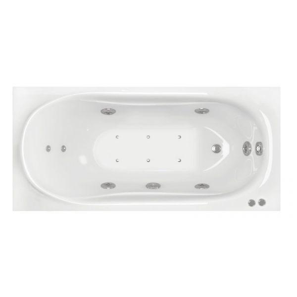 Акриловая ванна Domani-Spa Classic 170x70 (сифон)