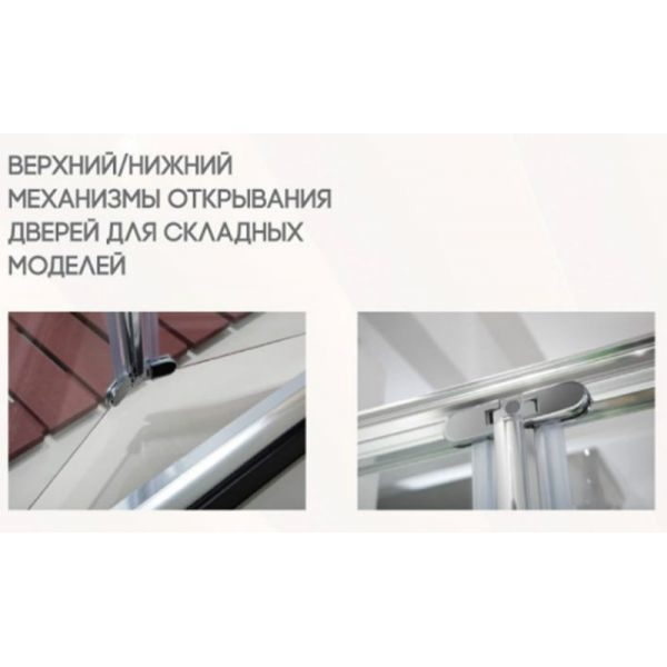 Душевой уголок Bravat DROP NDB2142 100x80