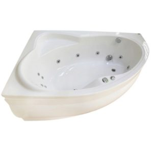Акриловая ванна Poolspa Europa 170x115 (сифон автомат)